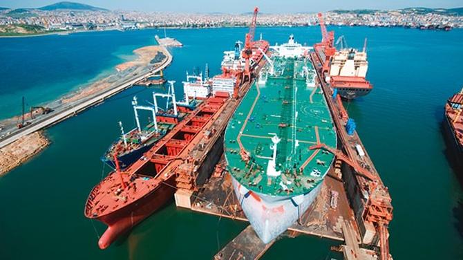 Denizcilikte kriz etkisini kaybediyor