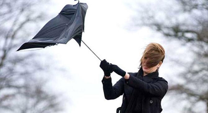Meteoroloji'den kritik uyarı: Kuvvetli rüzgar geliyor