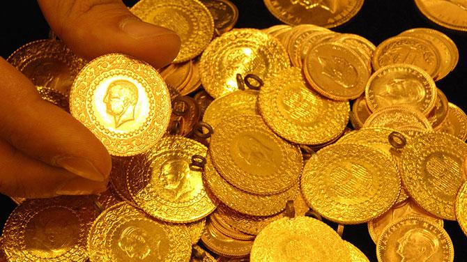 Altın yeniden son bir ayın zirvesinde