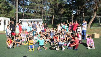TURMEPA Masmavi Deniz Eğitim Kampı 5. yaşında