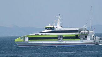 BUDO'nun deniz otobüsü seferleri iptal edildi