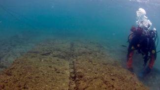 Atina'nın Pire Limanı'nda antik deniz üssü bulundu