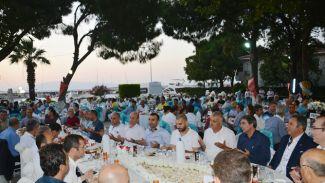 GEMİSANDER'in geleneksel iftar yemeği sektörü buluşturdu