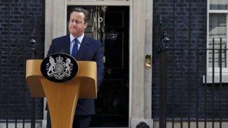 İngiltere Başbakanı David Cameron: İstifa edeceğim