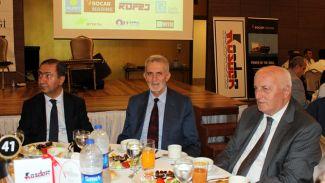 KOSDER, kamu ve özel sektörü iftarda buluşturdu