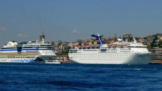 Kruvaziyer gemileri Türkiye'ye İsrailli turist taşıyacak