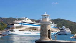 Marmaris Temmuz ayında bin 730 turisti ağırlayacak