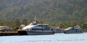 Alanya –KKTC feribot seferi Haziran'da başlıyor