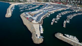 Viaport Marina'da tekne sezonu açılıyor