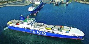 UN Ro-Rofilosuna yeni gemi