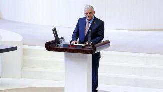 Başbakan Yıldırım: Tarih bu yüce Meclis'i bir daha yazdı