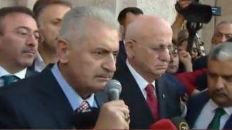 Başbakan Yıldırım'dan idam açıklaması