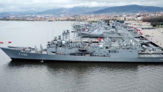 Numan Kurtulmuş: Donanmamızda kayıp gemimiz yok