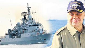 Denizde çatışmayı Deniz Kuvvetleri Komutanı önledi