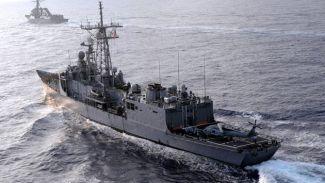 Emekli Amerikan gemisi 12 saatte batırılabildi