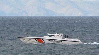 Sahil güvenlik botu balıkçı teknesiyle çatıştı: 1 ölü