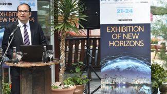 Denizcilik sektörü 14. Exposhipping Expomaritt için İstanbul'a akın edecek