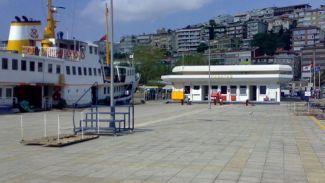 Kabataş deniz ulaşımına kapatıldı