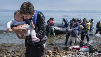 2016'da 34 bin mülteci kurtarıldı