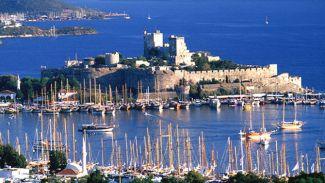 Bodrum Limanı'na büyük onur