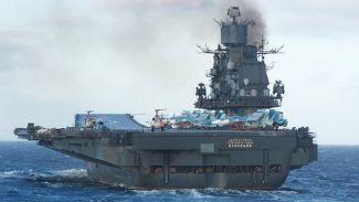 Rusya Amiral Kuznetsov'u Suriye'ye gönderiyor