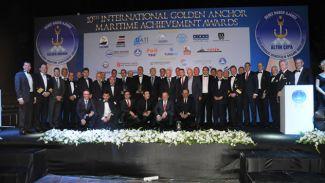 Denizcilik sektörü 'Altın Çıpa'da buluşuyor