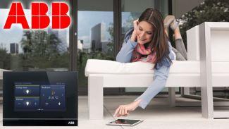 ABB, ev otomasyonlarının geleceğini tanıtıyor