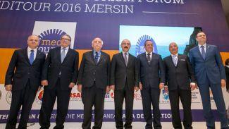 Akdeniz barış ve dostluk denizi olacak