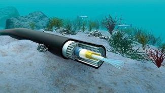 KKTC'ye Deniz Altından Kabloyla Elektrik Temini