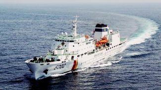 Güney Kore'de sahil güvenlik botu batırıldı