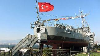 'Karakol Gemi' 10 yıldır ziyaretçilerini ağırlıyor