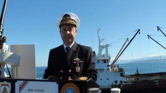 Trabzon'da Sahil Güvenlik Komutanı ve 4 asker FETÖ'den tutuklandı