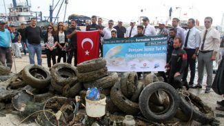 Kirlilik Akdeniz kıyılarını tehdit ediyor