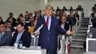 """AK Partili Bilal Doğan, """"O kadar gemiyi süs olsun diye mi aldınız?"""" dedi"""