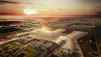 Dünyanın en büyük havalimanının enerji ihtiyacını yerli marka karşılayacak