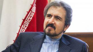 """İran'dan ABD'ye sert yanıt: """"Paranoyakça"""""""