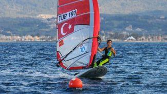 Dilara Uralp Türkiye şampiyonu oldu