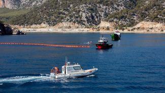 """Antalya """"Port Akdeniz""""de acil müdahale tatbikatı"""