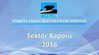 Türkiye Limancılık Sektörü Raporu 2016 yayınlandı