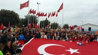 GMO 29 Ekim'i üyeleri ve STK'lar ile kutladı