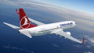 Türk Hava Yollarına ait uçağa bomba ihbarı yapıldı