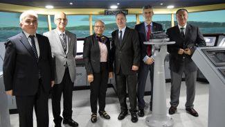 Dünya Denizcilik Üniversitesi'nden PRÜ'ne ziyaret