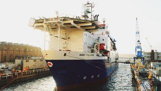 ACO Marine's 'Ikea Idea' saves space for Bibby Polaris