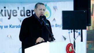 Erdoğan: Türkiye kendisine inanan kimseyi mahcup etmez