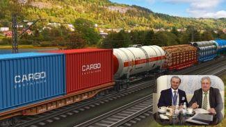 Demiryolu ve lojistik koridoru için mutabakata varıldı