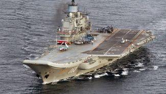 """Rusya, """"Amiral Kuznetsov"""" modernize edilecek"""