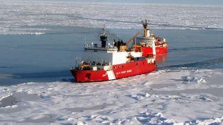 Kuzey Buz Denizi'nde sıcaklık artışı yaşanıyor