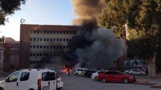 Adana Valiliği'nde patlama! Ölü ve yaralılar var...