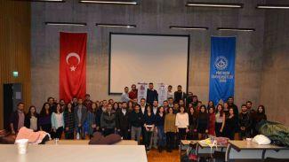 DÖDER'in 2. delegasyon toplantısı Piri Reis Üniversitesi'nde yapıldı