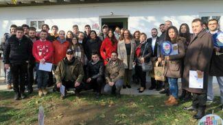 TURMEPA Gönüllü Evi'nin açılışı gerçekleşti